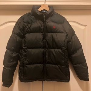 Boys Polo Bubble Coat